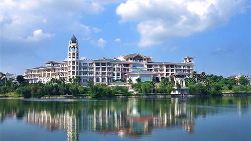 安徽巢湖酒店-空调安装项目