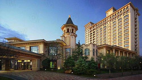 星河湾酒店-空调工程项目