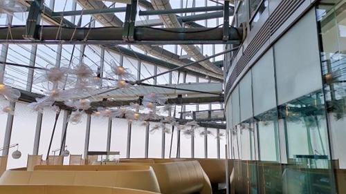 上海雲上钱屋-空调安装项目