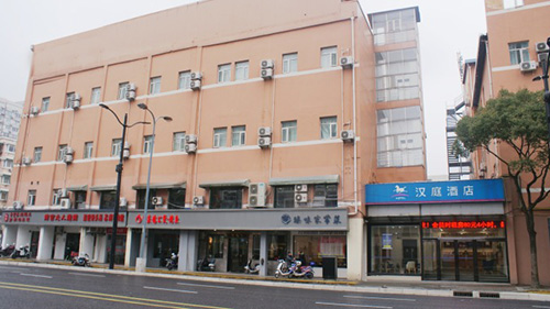上海汉庭酒店-空调系统项目
