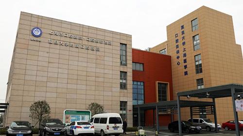 复旦大学附属口腔医院(浦锦院区)-空调安装项目