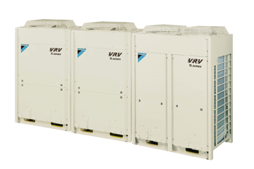大金中央空调VRV-自由冷暖系列42-44HP