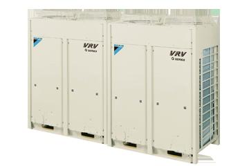 大金中央空调VRV-自由冷暖系列34-40HP