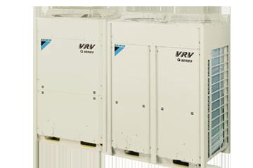 大金中央空调VRV-自由冷暖系列26-28HP