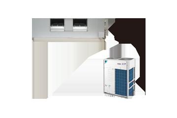 大金中央空调HCP050B50N 大空间系列