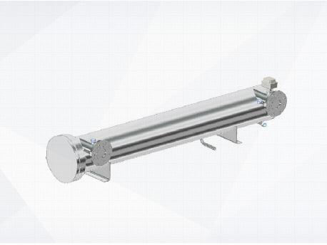 格力D系列模块化风冷冷(热)水机组-壳管式换热器