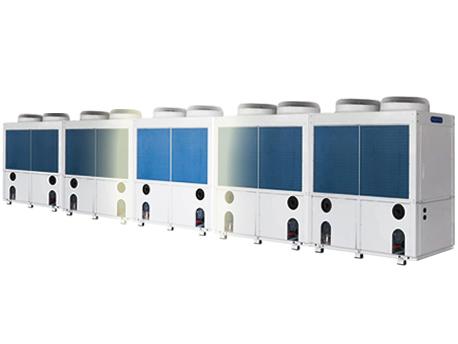 MR系列热回收模块式风冷冷(热)水机组-任一模块主控设计