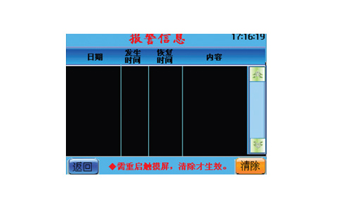 海尔末端组合式空调-预报警-自动保护