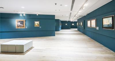 中央空调-•-解决方案-展厅场馆