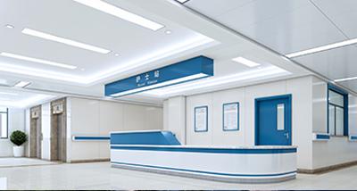 中央空调-•-解决方案-医院药店'