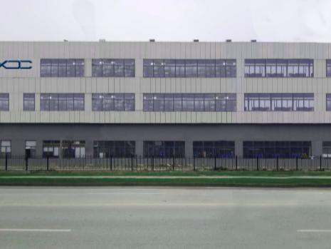欣天新精密机械-办公大楼空调工程项目