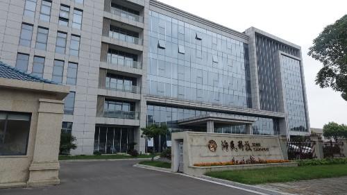 苏州许氏科技-办公楼空调系统项目