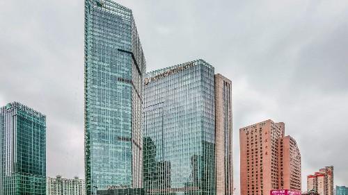 洲际商务中心大厦-变频节能改造项目