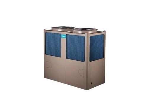 美的风冷热泵模块机组