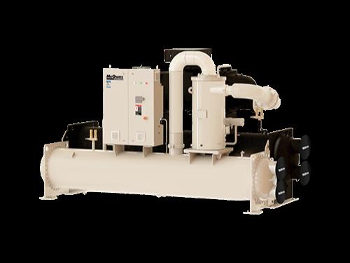 水冷变频单螺杆式冷水机组PFSV