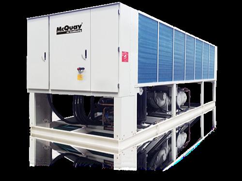 螺杆式风冷冷水/热泵机组 MCS/MHS