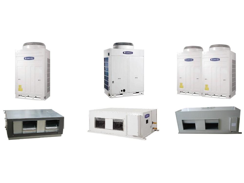格力B系列模块化风管送风式空调机组