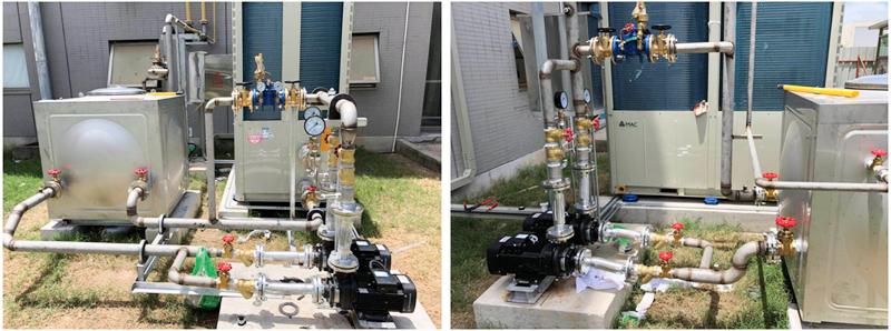 吉田拉链(临港)工厂中央空调项目