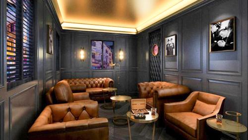 威士忌酒吧中央空调选型安装