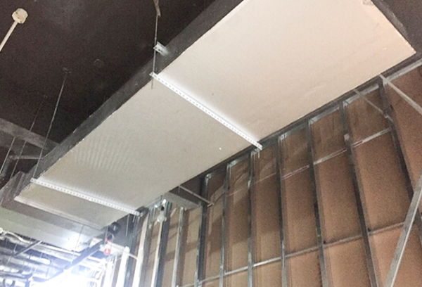 德之馨车间中央空调安装项目