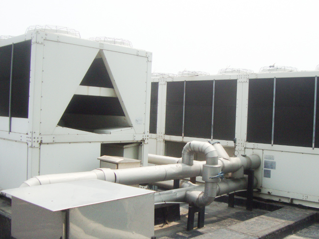 工厂怎样选择合适的中央空调?