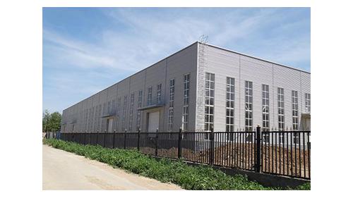 弘远机械-办公楼和工厂中央空调
