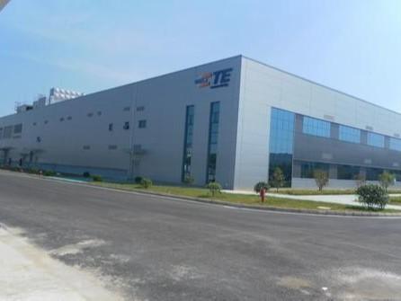 泰科电子苏州财务中心-中央空调系统工程